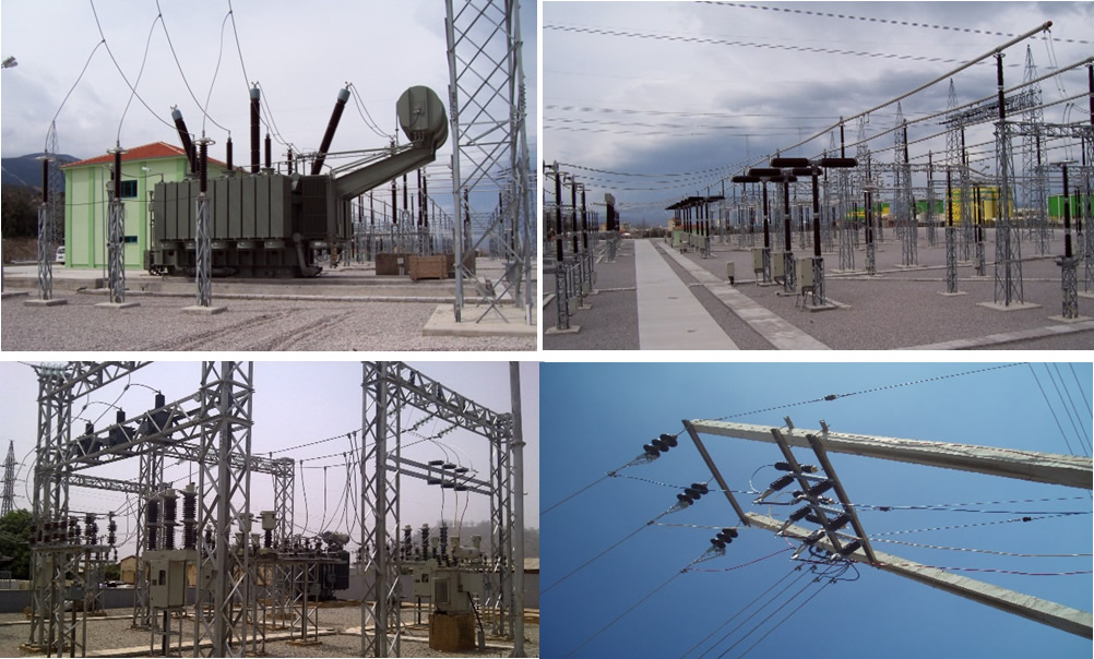 POWER INFRASTRUCTURE – CCE Integrated Services Limited
